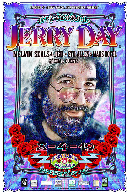 jerry day poster